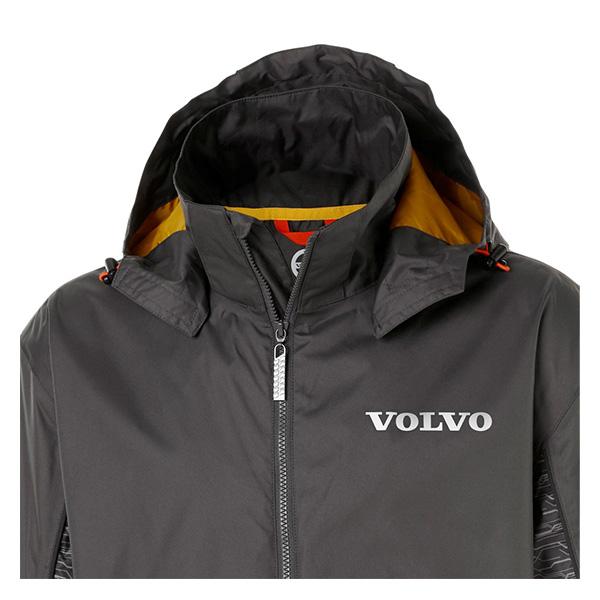 Blouson noir Volvo