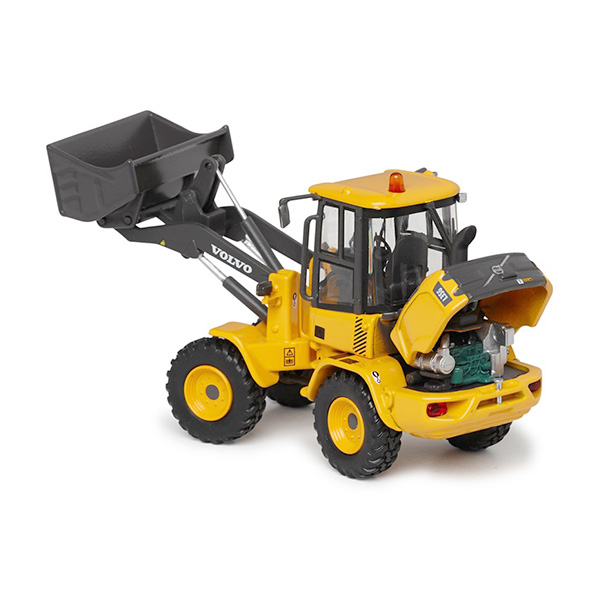 Maquette Chargeuse Volvo L35G 1:50