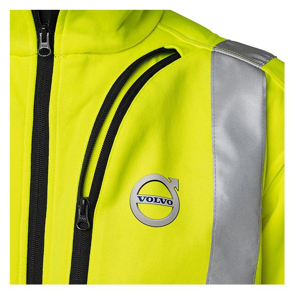 Sweat chaud de travail haute visibilité Volvo