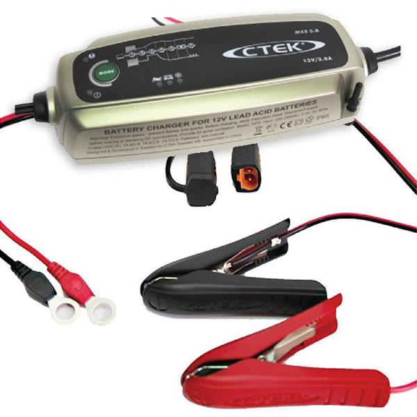 Chargeur Ctek MXS 3.8 12V