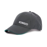 Casquette grise Kobelco