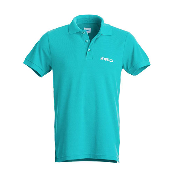 "Polo corporate ""True Blue"" Kobelco"