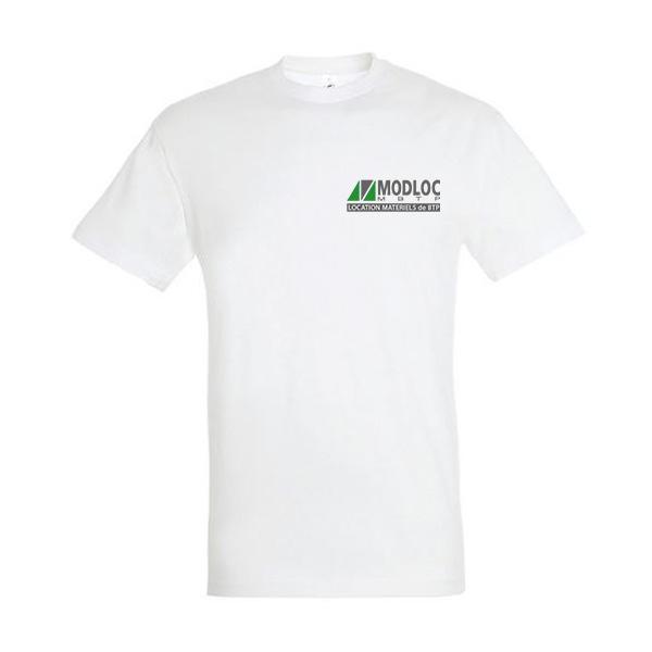 T-shirt Logo Modloc face