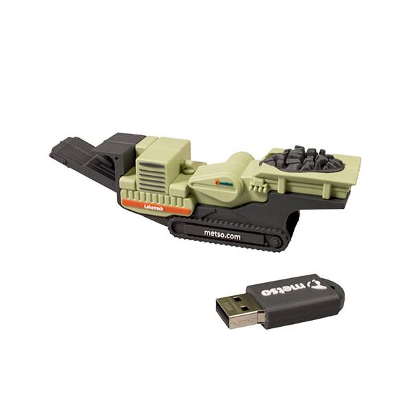 Clé USB 8 GO Lokotrack Metso