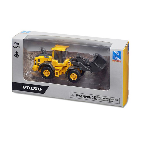 Maquette jouet Volvo Chargeuse L60H