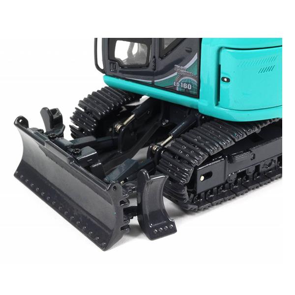 Maquette Pelle sur chenilles ED160BR-5 Kobelco