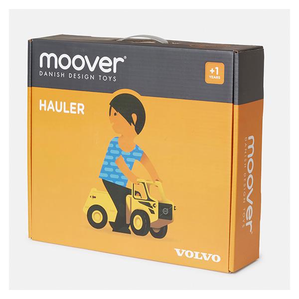 Hauder - Jouet bois Volvo CE