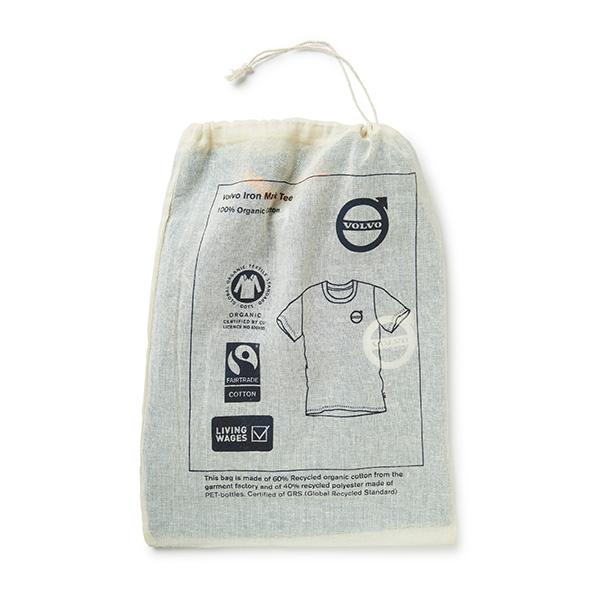 Sac avec T-shirt Volvo Iron Mark Tee Noir