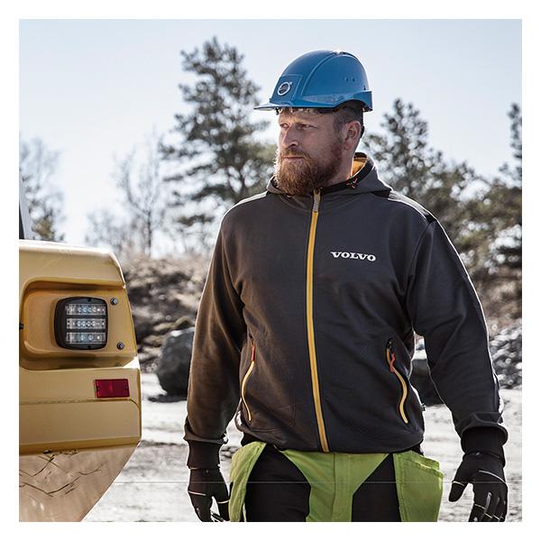Sweat zippé à Capuche - Volvo Identity Hoodie