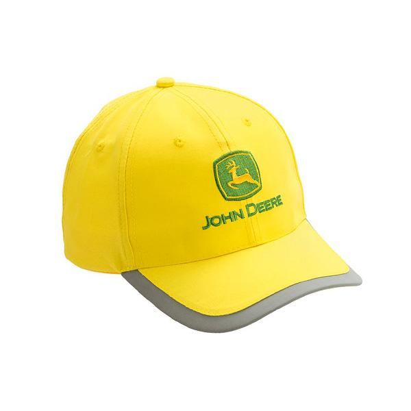 Casquette Haute visibilité John Deere