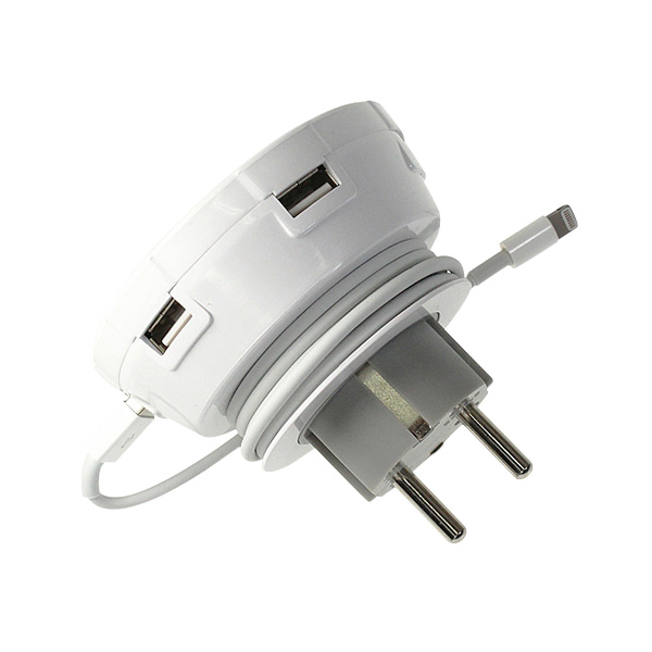 IF-8977 Adaptateur Prise USB Metso - 2