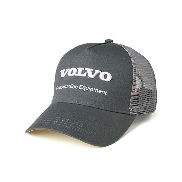 VOL-112000 Casquette truckeur Volvo CE
