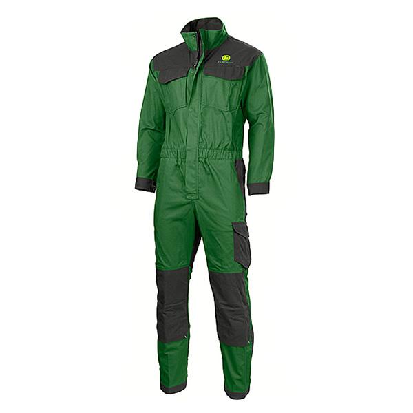 Combinaison de travail verte John Deere