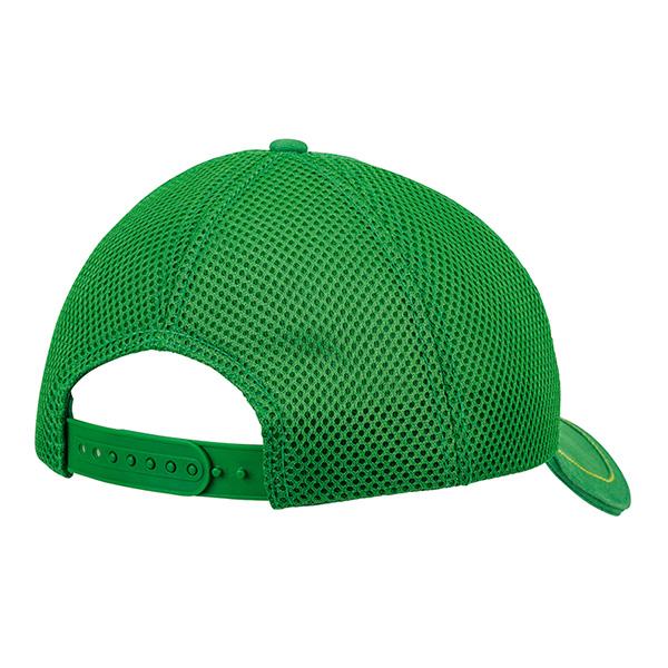 Casquette à maille verte avec Logo John Deere