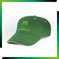 Nouveau : Casquette verte Merlo
