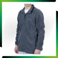 Nouveau : Polaire grise zippée Merlo