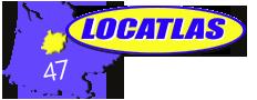 Locatlas : Location de matériels en région Lot-et-Garonne - 47