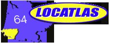 Locatlas : Location de matériels en région Pyrénées-Atlantique - 64