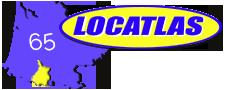 Locatlas : Location de matériels en région Haute-Pyrénées - 65