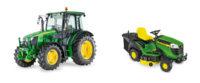 Tracteurs agricoles / Tondeuses autoportées