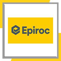 Logo Epiroc
