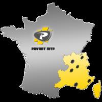 Territoire de la société Payant MTP