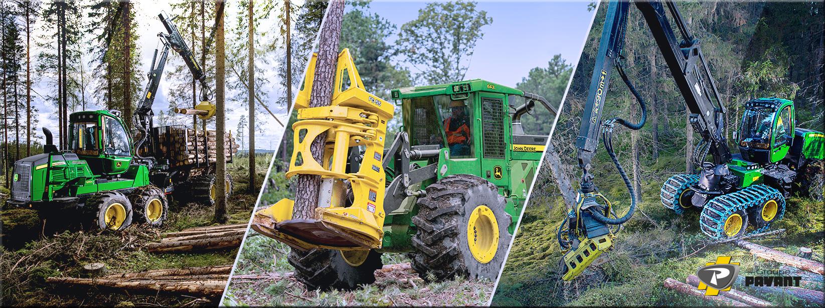 Matériels Forestiers Groupe PAYANT