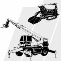 Illustration Métiers Levage/Manutention