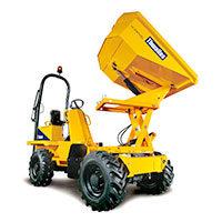 Dumper 2 tonnes Hi-Swivel MACH 471 Hydrostatique Thwaites