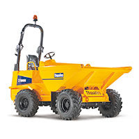 Dumper 3 tonnes Hi-Swivel MACH 475 Hydrostatique Thwaites