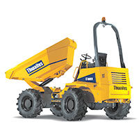 Dumper 6 tonnes Giratoire transmission Power Shift MACH 2061 Thwaites