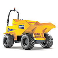 Dumper 9 tonnes Giratoire transmission Power Shift MACH 2097 Thwaites