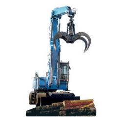 Pelle industrielle MHL364 Fuchs