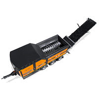 Broyeur lent mobile MRW 1.300 Pronar