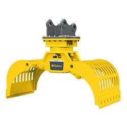 Grappin hydraulique d'excavatrice MG 200 Epiroc