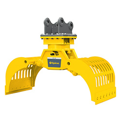 Grappin hydraulique d'excavatrice MG 500 Epiroc