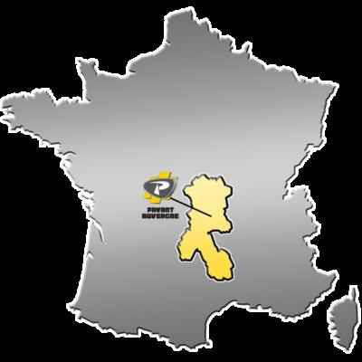 Zone de distribution de matériels MAGNI