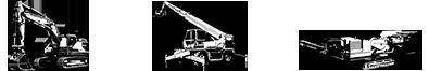 Métiers de Travaux Publics, Levage / Manutention, Carrière / Recyclage / Environnement