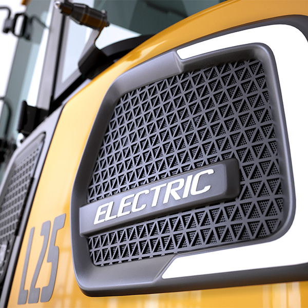 Chargeuse compacte L25 ELECTRIC Volvo CE
