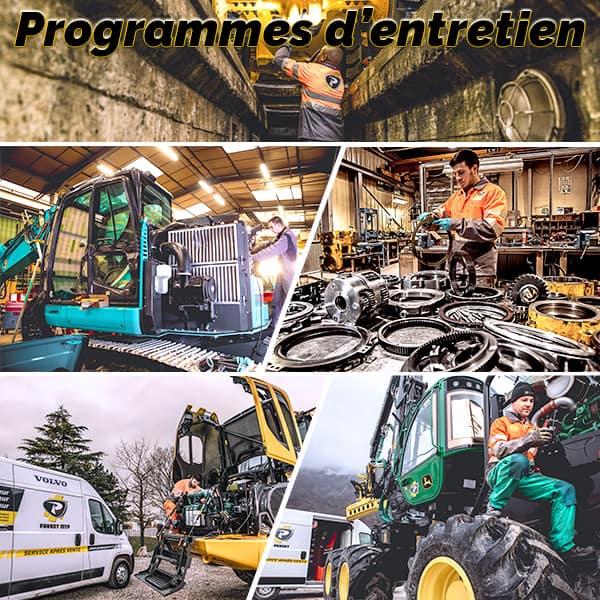 Service ENTRETIEN, SAV, VGP, REMISE à NEUF Groupe PAYANT