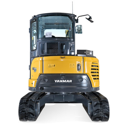 Mini pelle ViO50-6B Yanmar