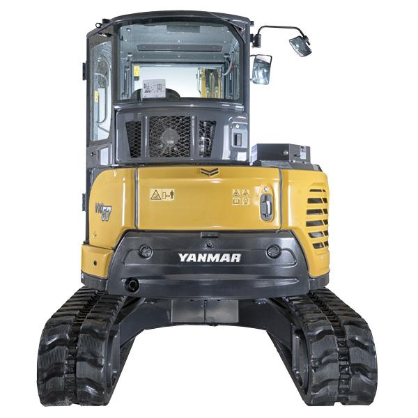 Mini pelle ViO57-6B Yanmar
