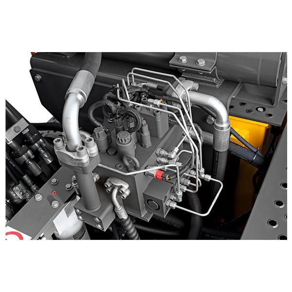 Pelle sur chenilles EC300E Hybride Volvo CE
