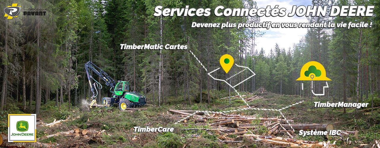 Les Services connectés John Deere