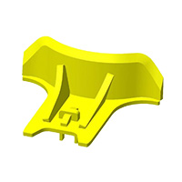 Couteau d'ébranchage John Deere F673924