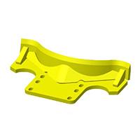 Couteau d'ébranchage John Deere F673957