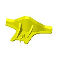 Couteau d'ébranchage John Deere F687197