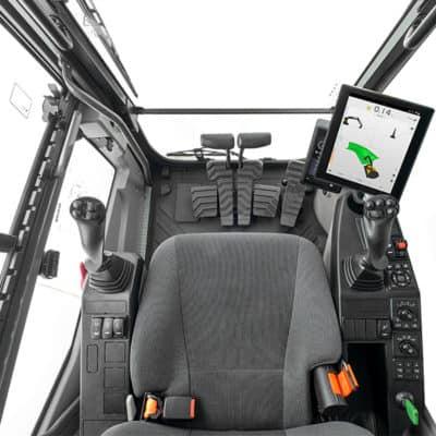 Pelle sur chenilles EC350E Volvo CE