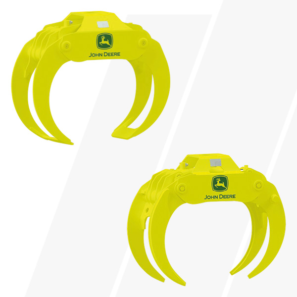 Grappins forestiers John Deere