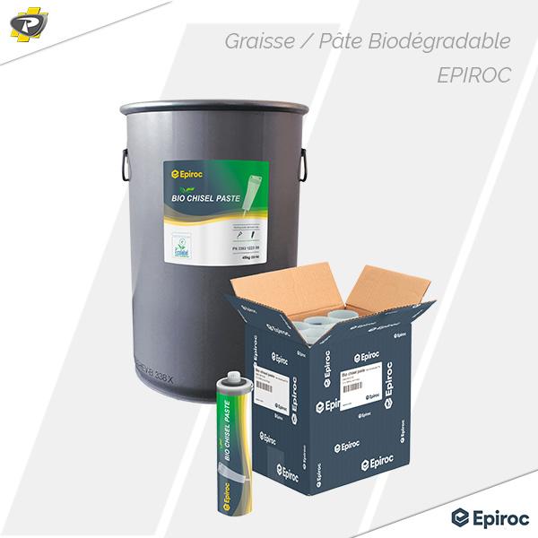 Graisse / pâte biodégradable EPIROC